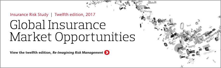 2017 Global Insurance Market Opportunities Report