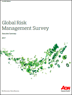 2017 Global Risk Management Survey - Executive Summary