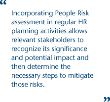 hr connect asia pacific understanding people risk from a holistic incorporating people risk assessment