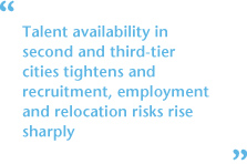 China and Hong Kong Compensation Trends and Outlook - Talent Availability