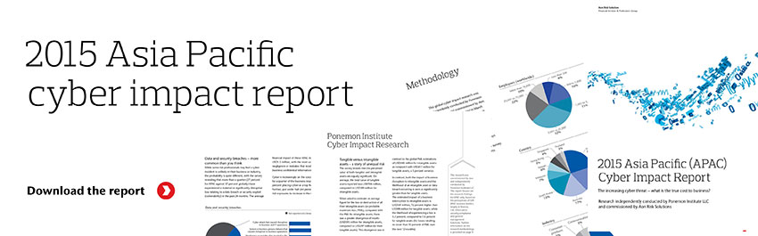 New independent report: 2015 Asia Pacific cyber impact report