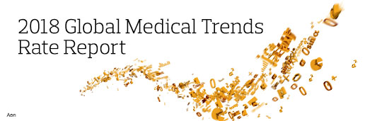 2018 Global Medical Trends Rate Report