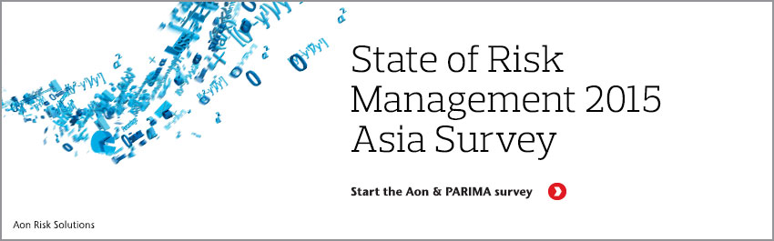 State of Risk Management 2015 Asia Survey