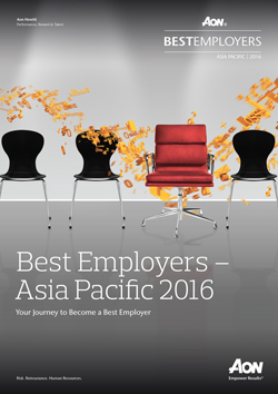 Best Employers - Asia Pacific 2016 Brochure