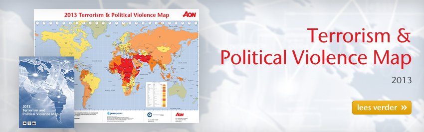 Terrorism and Political Violence Map