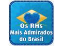 """""""25 empresas mais admiradas pelos RHs"""" pelo Grupo Gestão RH"""