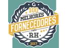 """""""100 Melhores Fornecedores para RH 2017"""" pelo Grupo Gestão RH"""