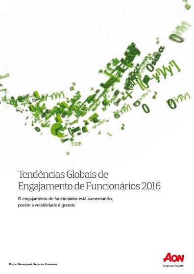 Tendências Globais de Engajamento dos Funcionários 2016