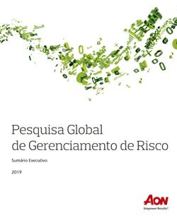 Pesquisa Global em Gerenciamento de Riscos da Aon
