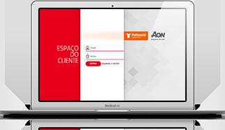 Espaço do Cliente - Aon Brasil