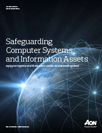 Safeguarding computer systems and information assets