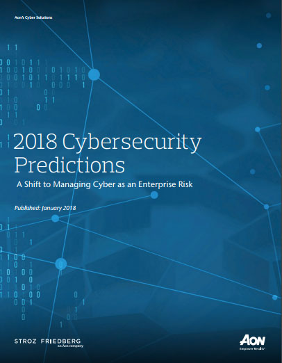 2018 Cybersecurity Predictions Report