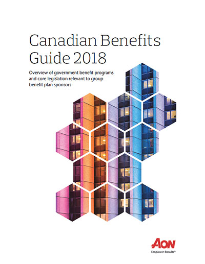 Canadian Benefits Guide 2018