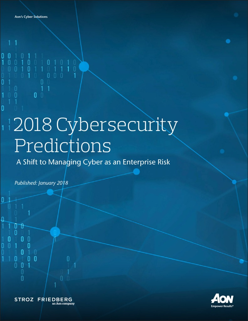 thumbnail of 2018-Cybersecurity-Predictions-Report-Aon-Cyber-Solutions