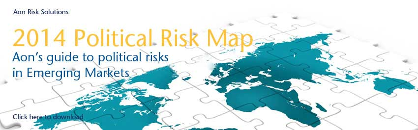 2012 political risk map As the world seeks to re-establish itself following the 2008 financial crisis and the 2010 arab spring, aon's 2013 political risk map, developed in partnership with roubini global economics, identifies certain emerging markets that are experiencing r.