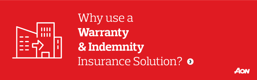 Aon Real Estate Warranty Indemnity Insurance Solution