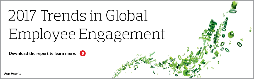 2017 Trends in Global Employee Engagement Report