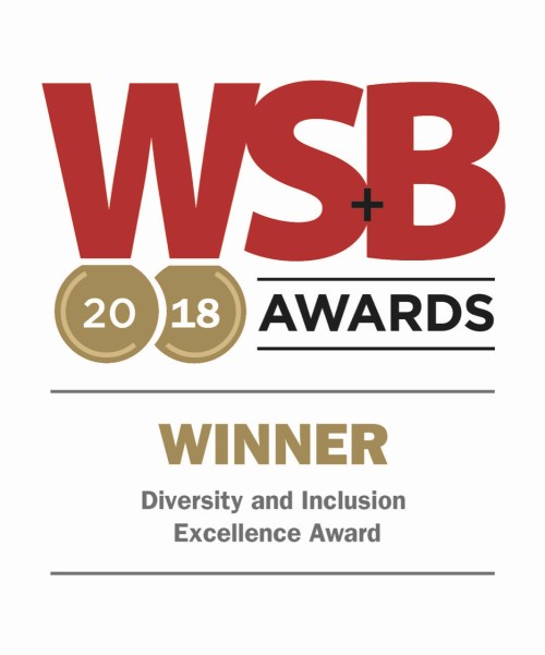 Diversity and Inclusion Excellence award