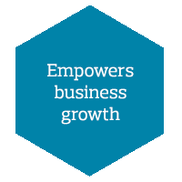 Empowers Business Growth