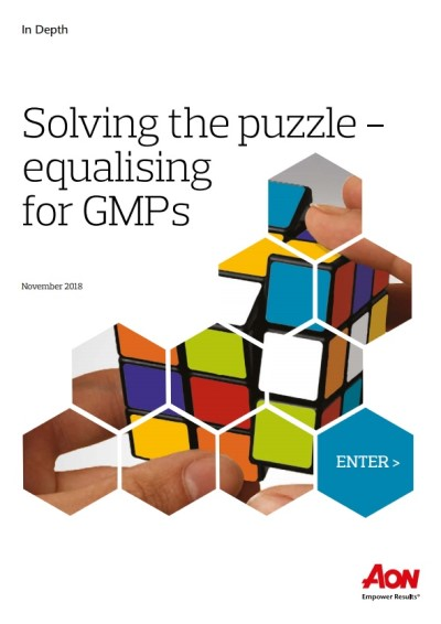 Solving the puzzle – equalizing for GMPs