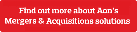 Find out more about Aons Mergers and Acquisitions