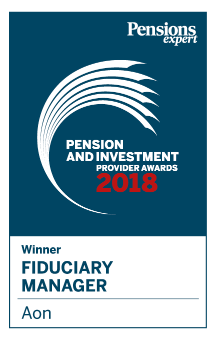 Fiduciary Manager of the Year - 2018 FT Pension & Investment Provider Awards