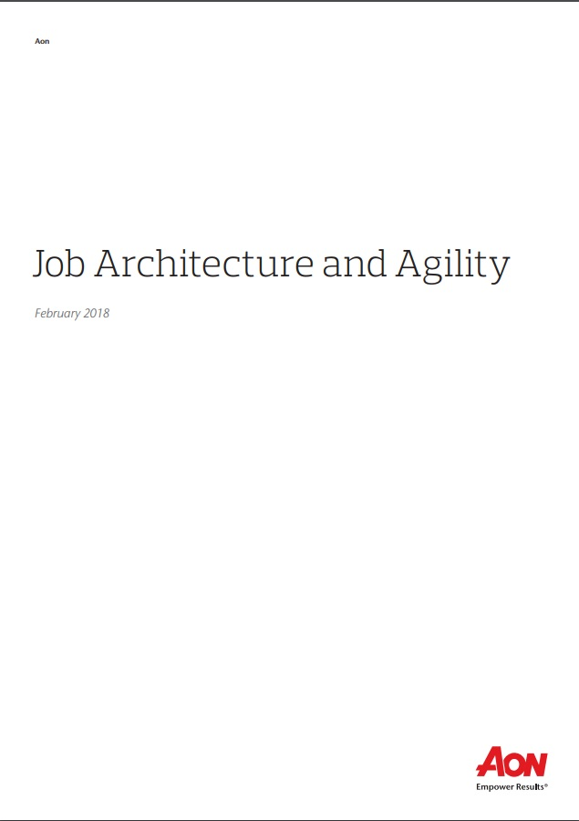 Job Architecture & Agility