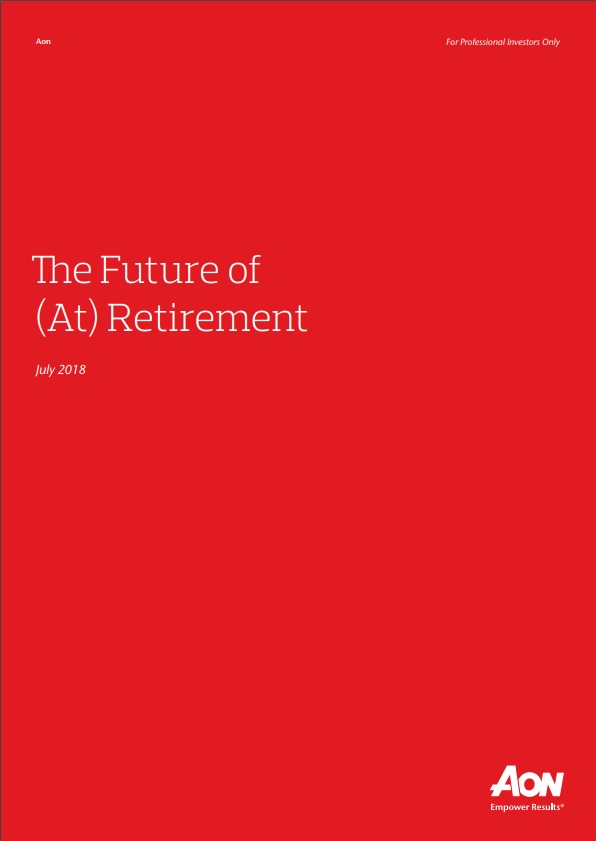 The Future of At Retirement
