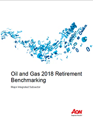 oil and gas retirement benchmarking reports