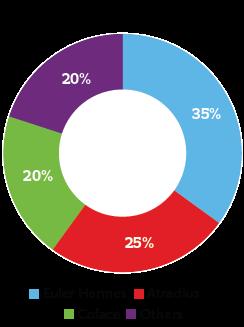 hermes market share