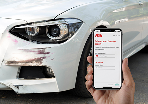Aon And Fixico Launch A New And Fully Digital Car Damage Handling