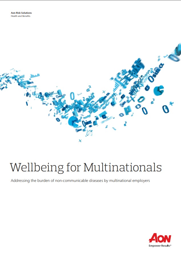 Wellbeing for Multinationals Report