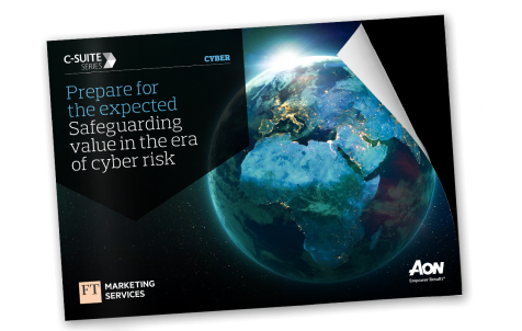 Safeguarding value in the era of cyber risk