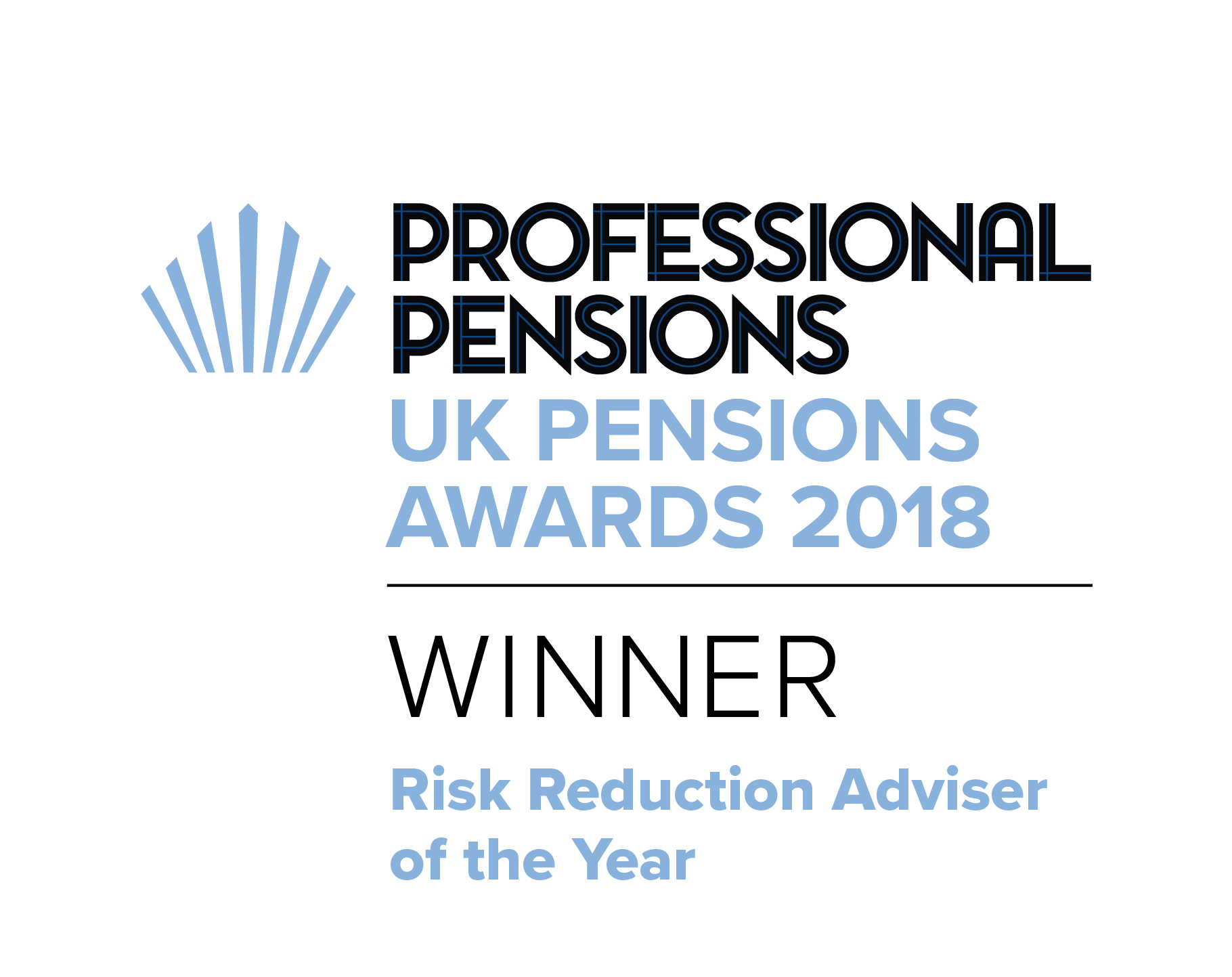 2018 UK Pensions Awards - Risk Reduction Adviser of the Year