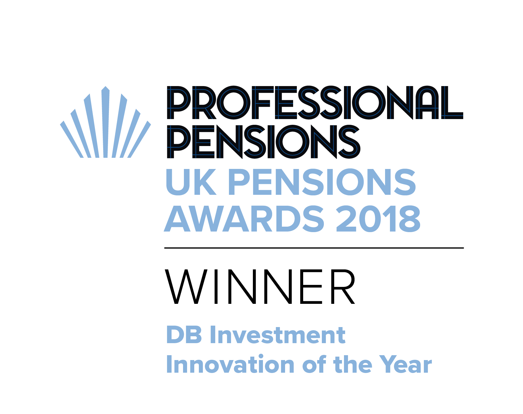 2018 UK Pensions Awards - DB Investment Innovation of the Year