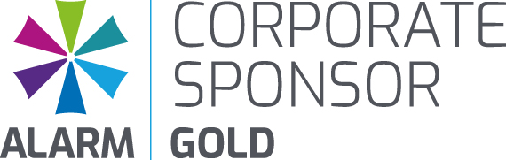 Alarm Gold Corporate Sponsor 2017
