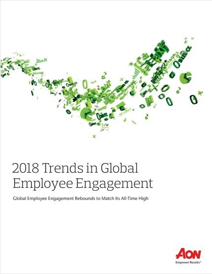 2018 Trends in Global Employee Engagement