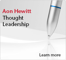 Aon Hewitt Thought Leadership