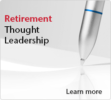 Aon Hewitt Retirement Thought Leadership