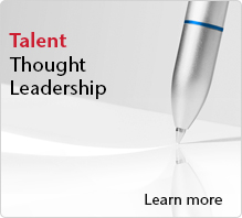 Aon Hewitt Talent Thought Leadership