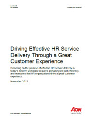 Thesis on customer service delivery