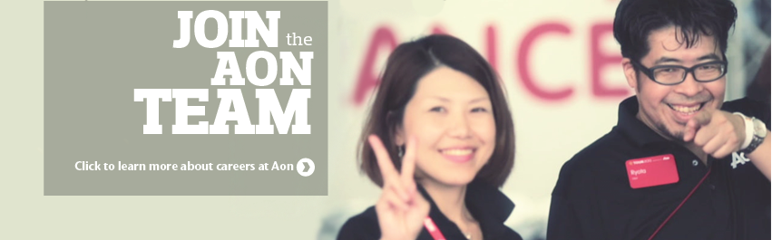 Aon Careers: Meet Your Team