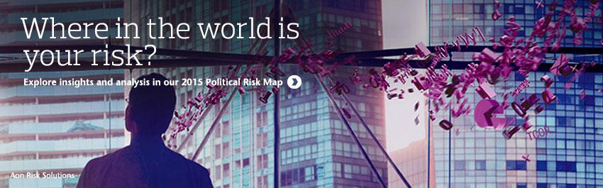 Political Risk Map 2015