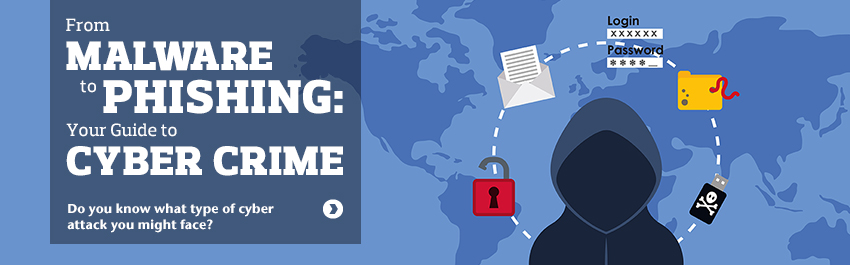 From Malware to Phishing: Your Guide to Cyber Crime