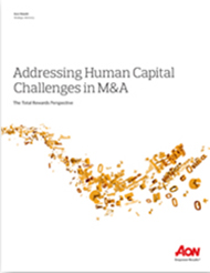 Addressing Human Capital Challenges in M&A