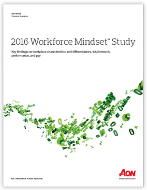 2016 Workforce Mindset Study