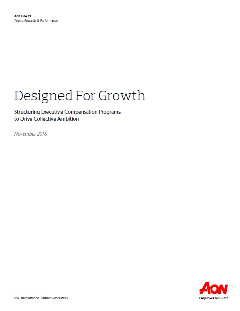 Designed for Growth