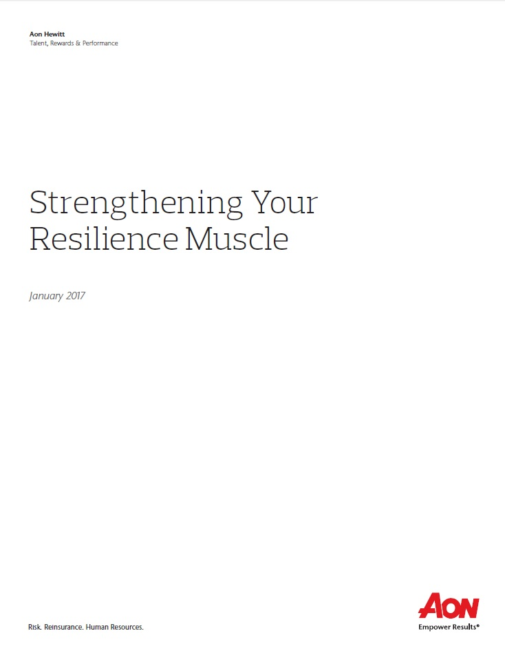 Strengthening Your Resilience Muscle
