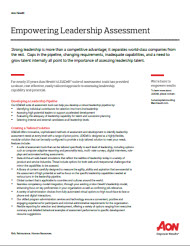 Empowering Leadership Assessment