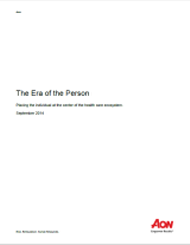 The Era of the Person